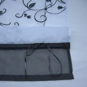 1pcs-Sheer-Liftable-Organza-Embroidered-Kitchen-Curtains-Roman-Window-ShadesGrey39x55-0-3