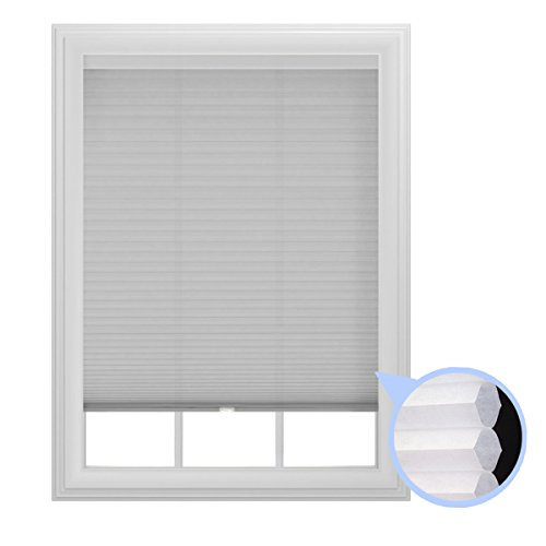 916-Trimmable-Cordless-Cellular-Light-Filtering-Window-Shade-36-Inches-by-64-Inches-0