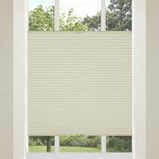 Achim-Home-Furnishings-Top-Down-Cordless-Honeycomb-Cellular-Pleated-Shade-31-by-64-Alabaster-0