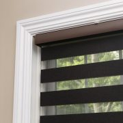 Best-Home-Fashion-Premium-Duo-Wood-Look-Roller-Window-Shade-Charcoal-33W-x-64L-0-0