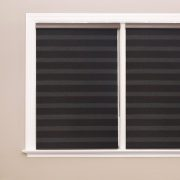 Best-Home-Fashion-Premium-Duo-Wood-Look-Roller-Window-Shade-Charcoal-33W-x-64L-0-3