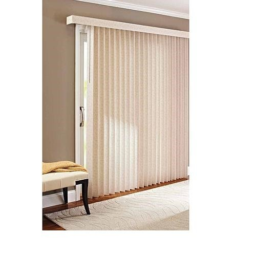 Better homes and gardens vertical textured s slat privacy for Better homes and gardens customer service telephone number