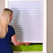 Easy-Lift-Trim-at-Home-Cordless-Pleated-Light-Filtering-Fabric-Shade-White-36-in-x-64-in-Fits-windows-19-36-0-2