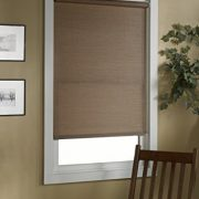 Green-Mountain-Vista-Deluxe-Woven-Cane-Paper-Roller-Shade-24-by-72-Inch-Cocoa-0